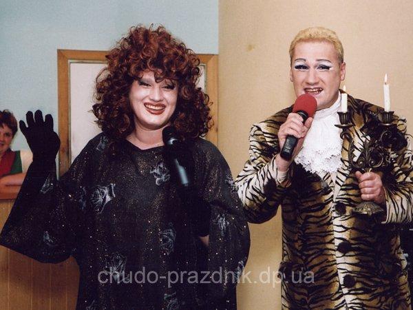 Шоу «Пугачева и Моисеев»