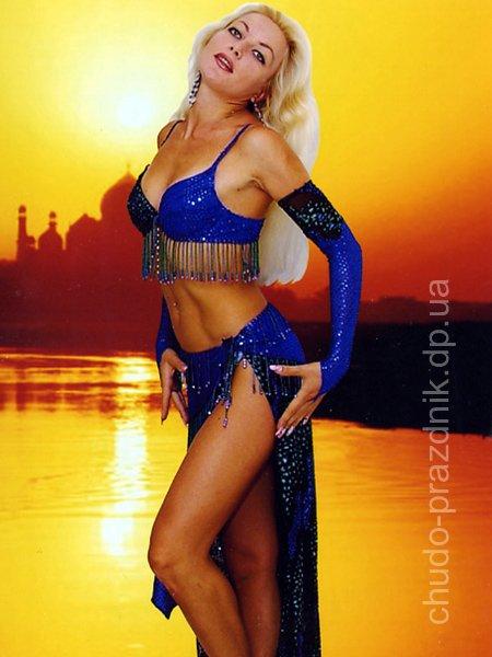 Восточные танцы Евгения Иноземцева. Чудо- праздник Свадьба Шоу