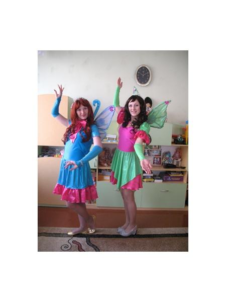 Прокат карнавальный костюмов Феи Винкс