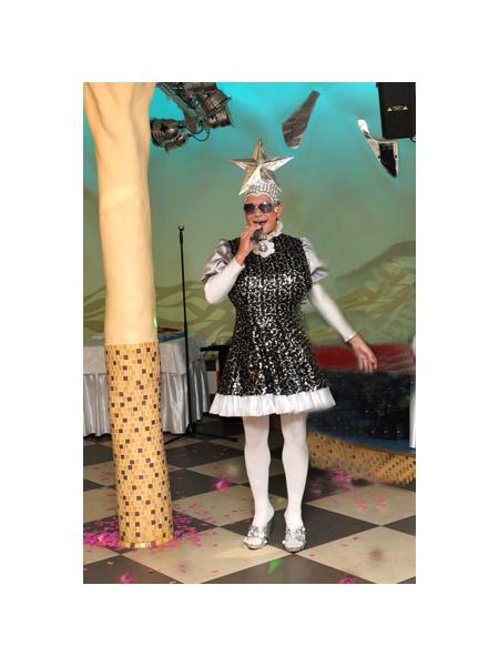 Пародист Сердючки-Е Мещеряков Днепропетровск шоу- программа Чудо - праздн
