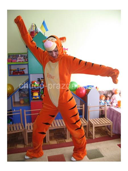 Тигра из мультфильма Винни- Пух