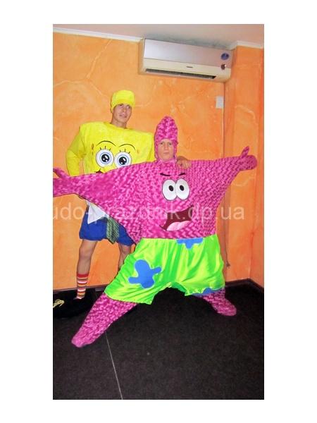 Губка Боб (Спанч Боб) и Патрик