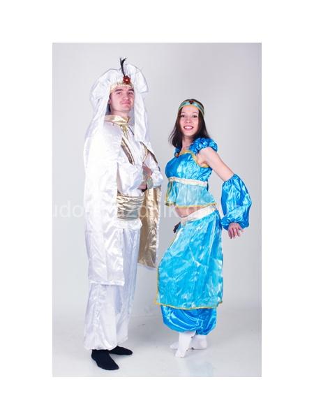 Жасмин и Алладин Восточный костюм