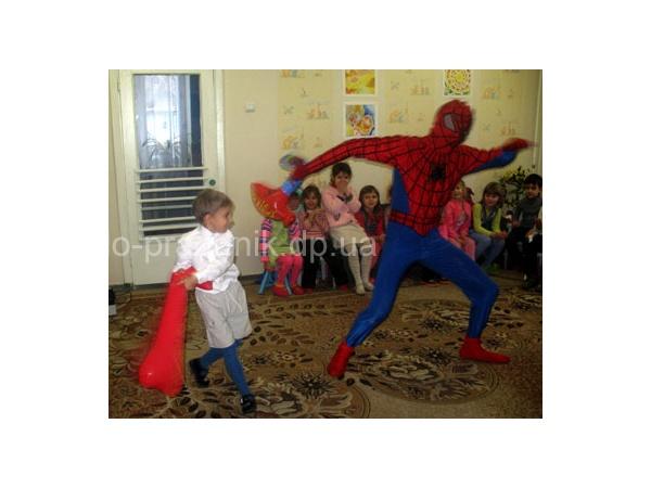 Человек- паук Супермен Супергерой