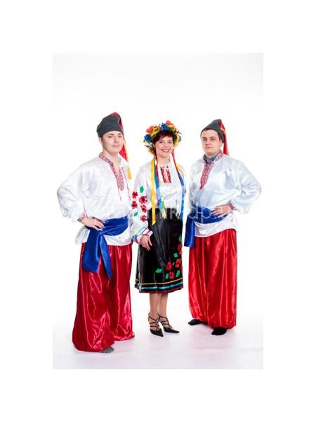 Украинский народный костюм Прокат