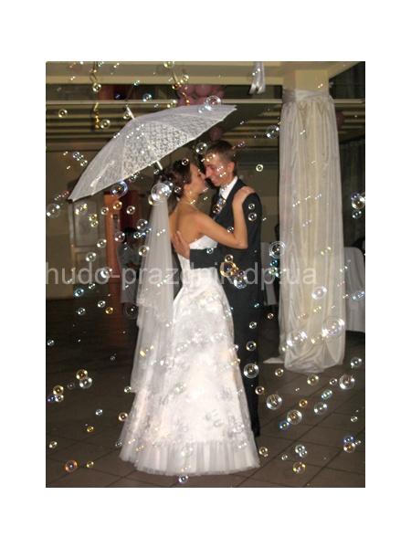 Свадебный зонт Финальный танец