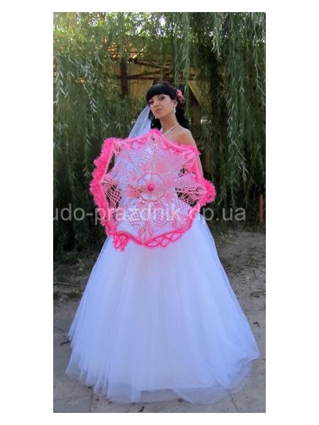 Свадебный зонтик, свадебное фото