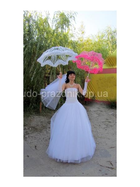 свадебная фотография Свадебный зонтик