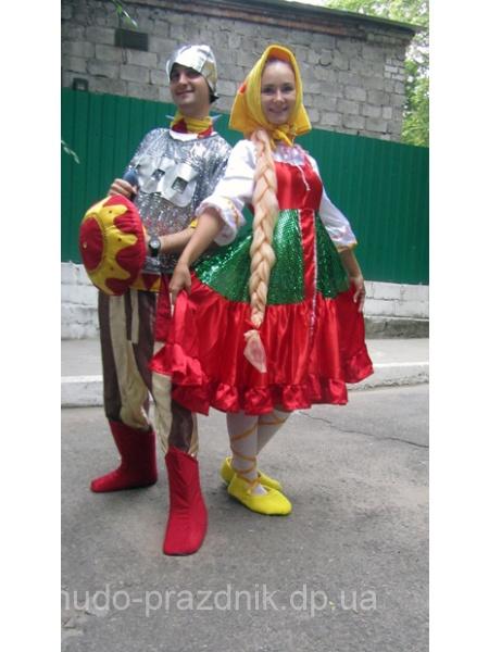 Алеша Попович и Любава