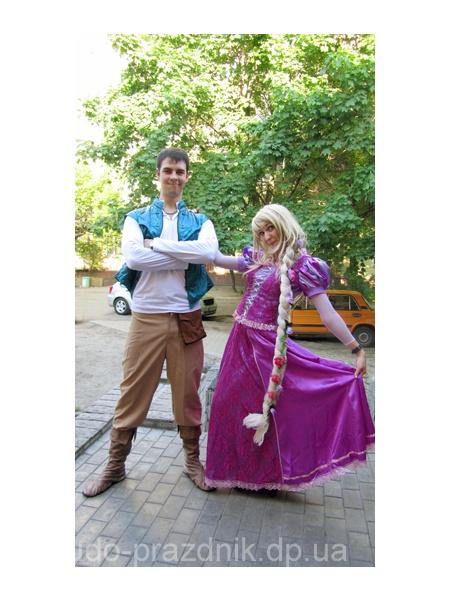 Рапунцель и Принц