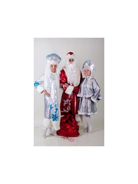 Дед Мороз и Снегурочки