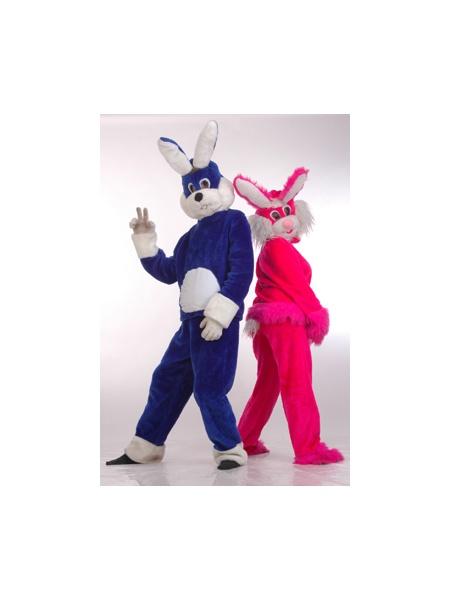 Розовый и Синий заяц