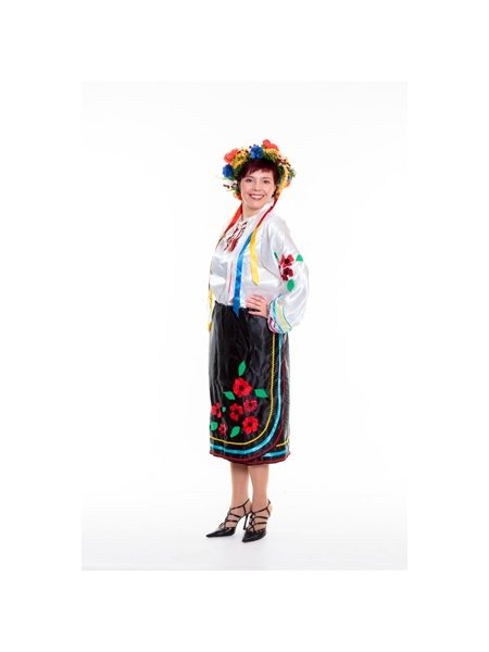 Украинский костюм женский